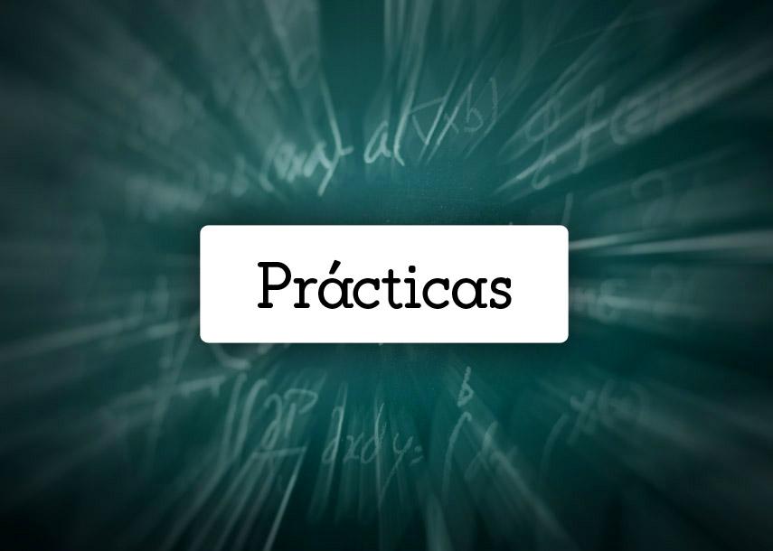 Práctica 17: división depolinomios