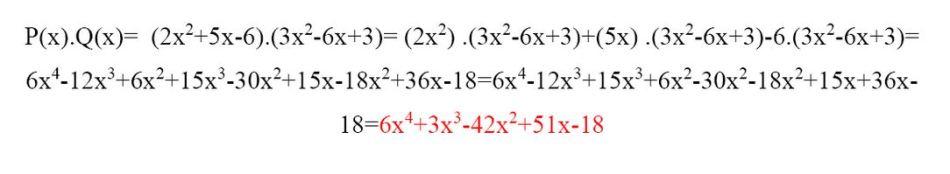 producto-polinomios